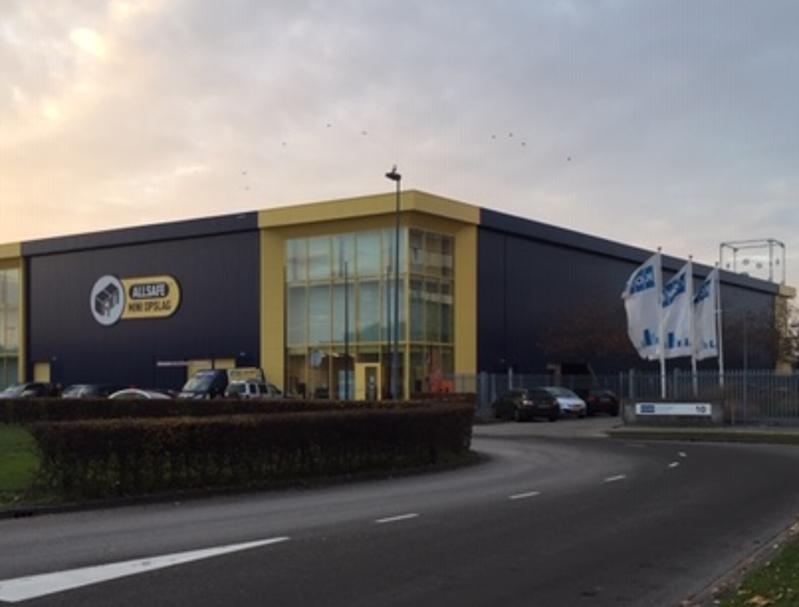 Afhaalpunt ALLSAFE Mini Opslag Den Haag Noord-Oost